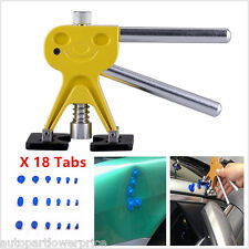 Car Body PDR Paintless Dent Hail Repair Removal Tool Lifter Puller With 18P Tabs