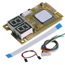 5 in 1 Notebook Diagnostic Test Debug Post Card Card Mini PCI I2C PCI-E LPC ELPC