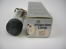 GE Projection Lamps DFY 1000W 115-120V NOS
