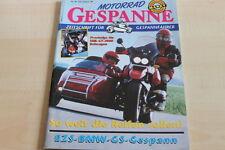 151849) BMW R 1100 GS Stern EZS Gespann - Motorrad Gespanne 07/1998