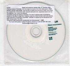 (GV635) I Concur, Sobotka - 2009 DJ CD