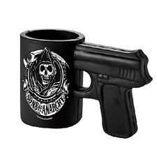 Sons Of Anarchy Reaper GUN CAN COOLER Stubby Beer Holder Christmas Gift