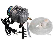 220V Electromagnetic Oxygen Air Pump Aquarium Pond HydroponiFish Tank ACO-001