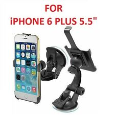 "360° Windscreen Car Holder Cradle Mount Car Stand for iPhone 6 Plus 5.5""  ::F4"