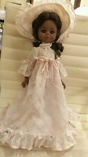 "Gorgeous Vintage Rare 17"" African American Italy Furga Doll Original Clothes"