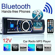 Bluetooth Stereo Car Audio LCD In-Dash FM Aux Input Receiver SD USB MP3 Radio