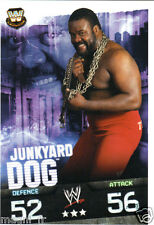 Slam Attax W Legends - Junkyard DOG