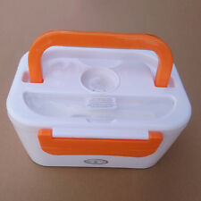Portable Heated Lunch Box12V Electric Heating Lunchbox Good for kid lunch school