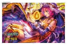 TAPPETINO PLAY MAT PLAYMAT The Moon Priestess Returns - Force of Will FoW New!