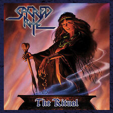 SACRED RITE - The Ritual (NEW*US 80's POWER METAL CLASSIC + 8 BONUS TRACKS)