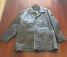 MENS WILSON LEATHER DEAN WINCHESTER  SUPERNATURAL JACKET VINTAGE CLASSIC 1XL