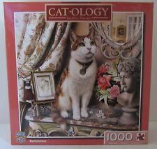 MasterPieces 1000 Piece Jigsaw Puzzle Catology Geoffrey Tristram Bartholomew USA