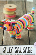 Dog Toy Crochet Pattern