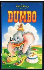 DUMBO - WALT DISNEY CLASSIC - 1992 - VHS