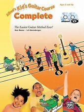 Alfred's Kid's Guitar Course Complete: The Easiest Guitar Method Ever! (Book, 2