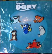 Disney Pins Finding Dory Booster Set