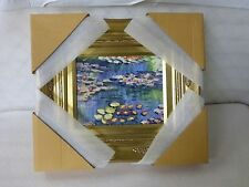 Monet - Water Lilies (pink) From Overstock.com. MON2761
