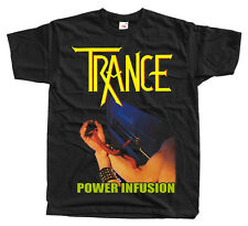 Trance Power Infusion BLACK T SHIRT all sizes S - 5XL