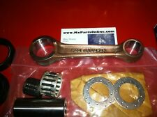 1981 YZ250 connecting rod kit: Rod, rod bearing, pin, top-end bearing yz250