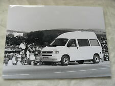V0023) VW T4 California Coach mit Compactdach - Presse Foto press photo 06.1995