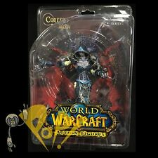 World of Warcraft FORSAKEN PRINCESS Confessor Dhalia Action Figure DC DIRECT!