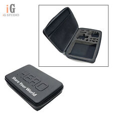 GoPro Accessories Shockproof WaterProof Portable Case (L) For GoPro Hero HD3 2 1