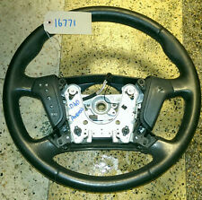 TOYOTA AVENSIS 2006 - STEERING WHEEL - MULTI FUNCTION