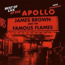 James Brown - Best Of Live At The Apollo 50th Anniversary  CD  NEUWARE