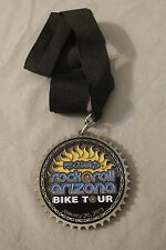 P.F. Chang's Rock & Roll Arizona Bike Tour 2013 Black Finishers Medal First Ever
