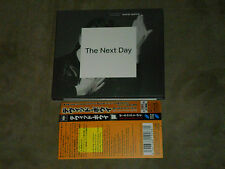 David Bowie The Next Day Japan CD Bonus Track