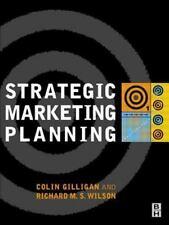 CIMA Student: Strategic Marketing Planning by Colin Gilligan and Richard M....