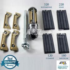 CYLINDER ENGINE HONE KIT- 34 to 60 mm Honing Machine +  4 set Honing Stones Atoz