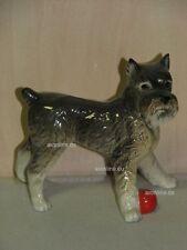 +# A015806_02 Goebel Archiv Muster Hund Dog Schnauzer Terrier mit Ball 30-517