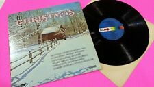The Enchantment of Christmas Album Vinyl LP 33 RPM Stereo MCA 734662