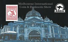 Australia 2013, Centenary of First Commonwealth Stamp SG MS 3984