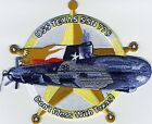 USS Texas SSN 775 - Crest - Submarine Patch - BC Patch Cat No. c6042