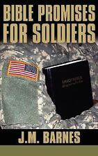 Bible Promises for Soldiers by J. M. Barnes (2007, Paperback)