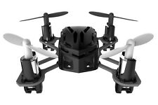 Hubsan P4 Nano Quad Copter Con Luces Led-Caja De Regalo Black Edition