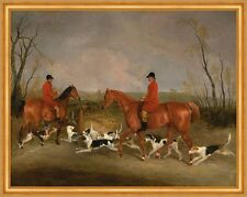 George Mountford, Huntsman to the Quorn Richard Barrett Davis Pferde B A2 00067