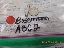 Buss/Bussmann Cooper ABC2 Fuse/Fuses
