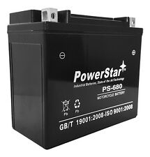YTX20L-BS YTX20LBS Motorcycle Battery for Honda YAMAHA Kawasaki, 2 YEAR WARRANTY