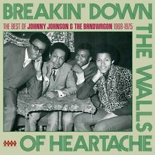 Johnny Johnson & The Bandwagon - Breakin' Down The Walls Of Heartache (CDKEND 30