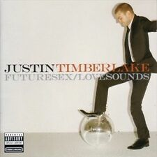 NEW!!  FutureSex/LoveSounds [PA] by Justin Timberlake (CD, Sep-2006, Jive (USA))