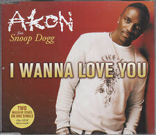 I Wanna Love You Single Audio Musik CD Akon Neu