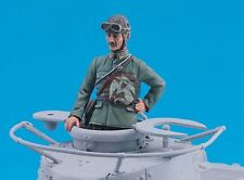 Legend 1/35 Japanese Tank Commander WWII [Resin Figure Model] LF0084