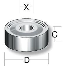 Axcaliber Router Bit Cutter Ball Bearing 12.7mm x 6.35mm 666239