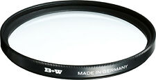 B+W Pro 52mm UV MRC coated lens filter for Sony FDR-AX33 4K Ultra HD Handycam