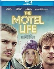 The Motel Life (Blu-ray Disc, 2014) Dorff Fanning Kristofferson