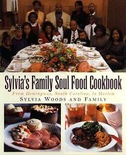 Sylvia's Family Soul Food Cookbook    (N)