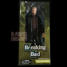 "Breaking Bad HEISENBERG Walter White Action Figure 12"" New in Box MEZCO In Hand"